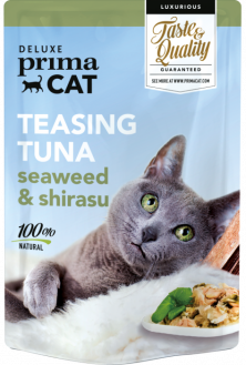 Teasing Tuna - Tuna and seaweed