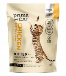 PrimaCat Chicken for kittens and nursing cats