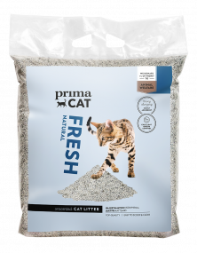 Odour free cat litter Natural PrimaCat