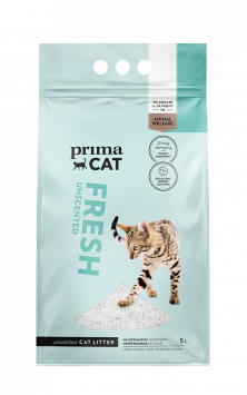 Fresh Unscented -cat litter PrimaCat