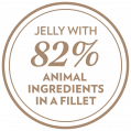 Jelly 82 percent